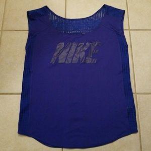 Nike workout tanktop